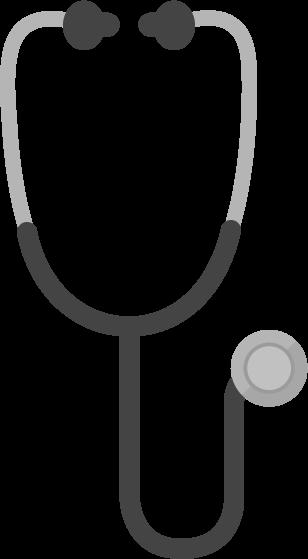 聴診器のイラスト1