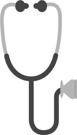 聴診器のイラスト2