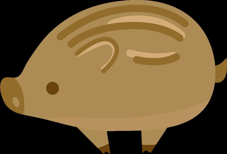 瓜坊のイラスト