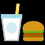 飲食のアイコンイラスト