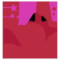 蠍座のイラスト(12星座)