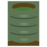 緑茶のイラスト1