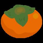 柿のイラスト1