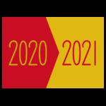 年越しのイラスト(2020-2021)