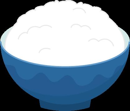 ご飯のイラスト Illaletイラレット
