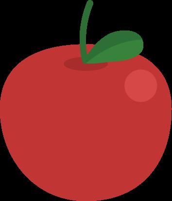 林檎のイラスト2