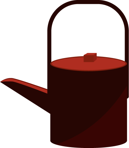 銚子のイラスト