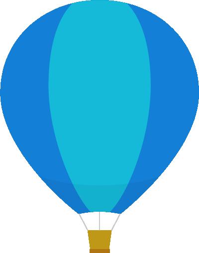 気球のイラスト1