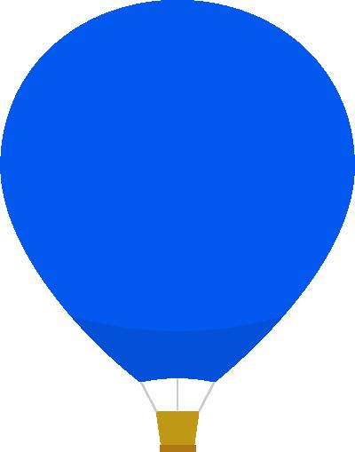 気球のイラスト5