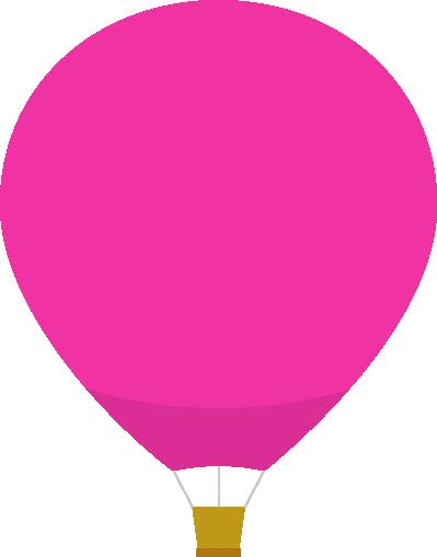 気球のイラスト6