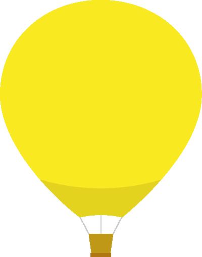 気球のイラスト7
