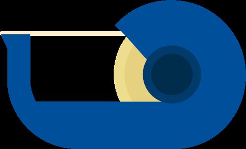 セロハンテープのイラスト