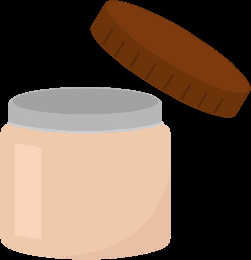 スープボトルのイラスト