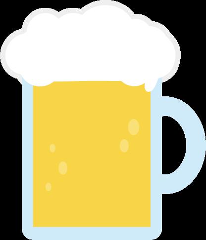 ビールのアイコンイラスト