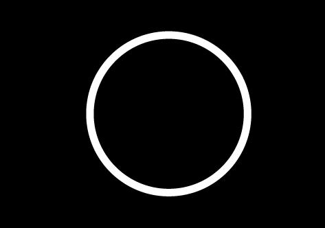 料理のアイコンイラスト(白黒)