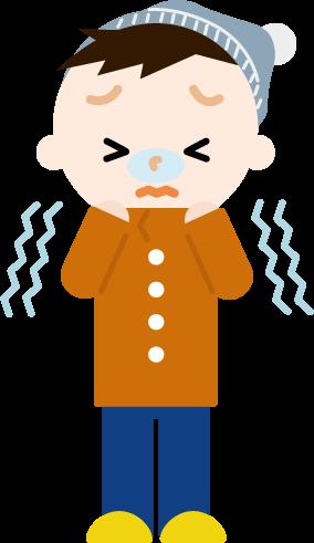 冬服の男の子のイラスト2