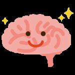 健康な脳のイラスト